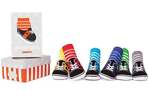 Trumpette Socks for Boys recommended by Haydee Montemayor from Breastfeeding School ( www.breastfeedingschool.com )