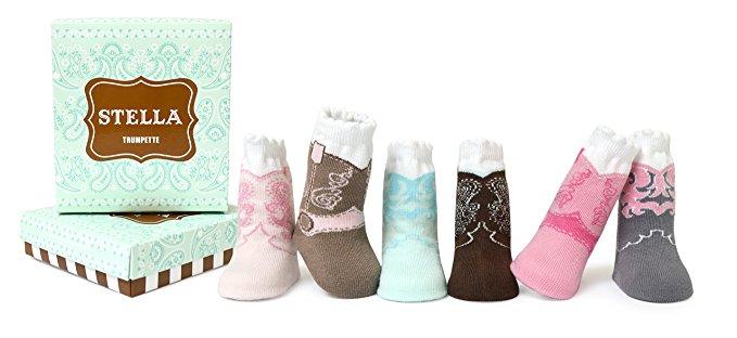 Trumpette Socks for Girls recommended by Haydee Montemayor from Breastfeeding School ( www.breastfeedingschool.com )